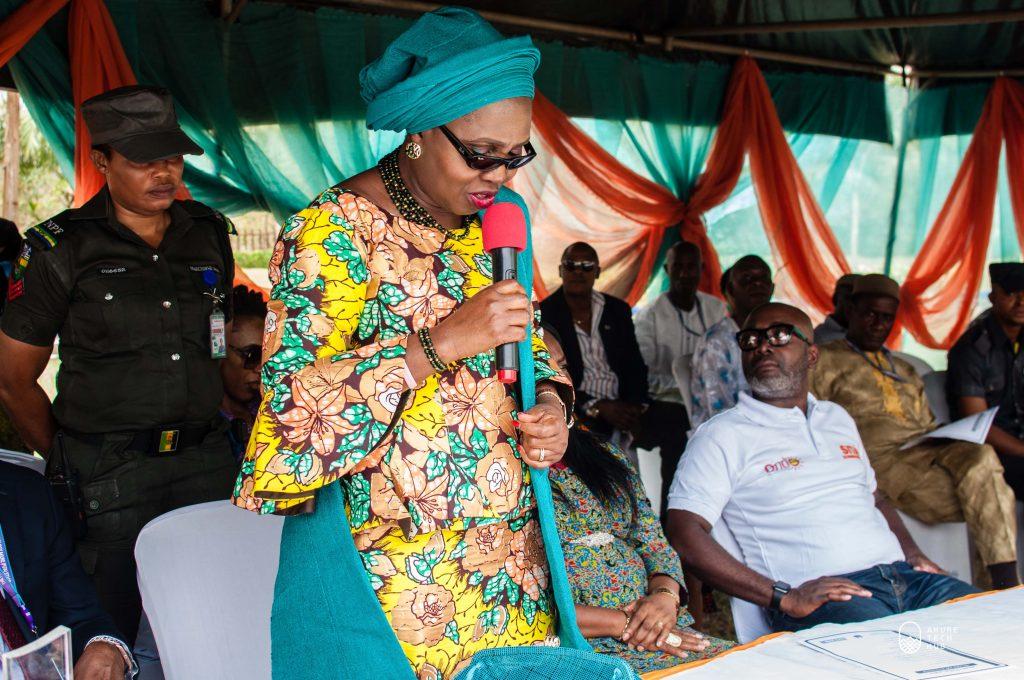 First Lady of Ondo State, Mrs. Betty Akeredolu