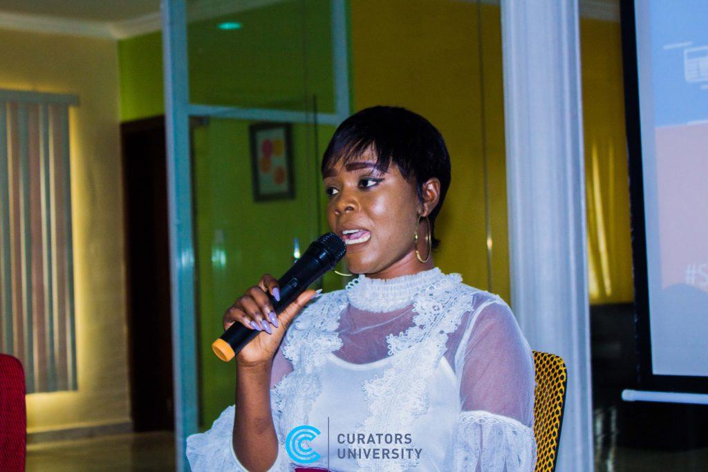 Laide Ajanaku( Nigerian Women Techsters)